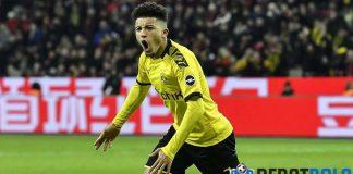 Kesuksesan Sancho Jadi Contoh Baik Para Pemain Muda Inggris