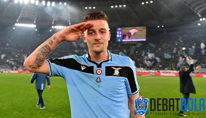 Lazio Akan Pertimbangkan Tawaran untuk Milinkovic-Savic