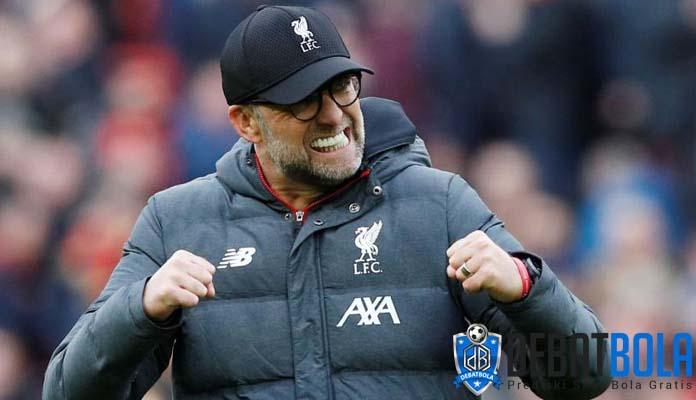 Liverpool Juara Premier League, Klopp Bangga Pada Para Pemainnya