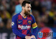 Messi: Sepakbola Tak Akan Pernah Sama Lagi