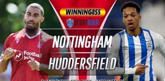 Prediksi Nottingham Forest vs Huddersfield Town 28 Juni 2020