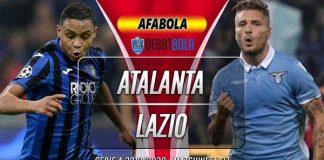 Prediksi Atalanta vs Lazio 25 Juni 2020