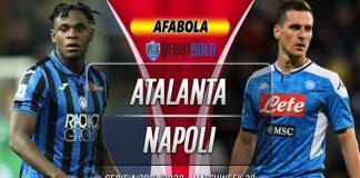 Prediksi Atalanta vs Napoli 3 Juli 2020