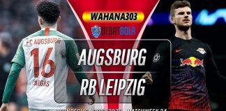 Prediksi Augsburg vs RB Leipzig 27 Juni 2020
