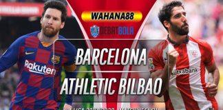 Prediksi Barcelona vs Athletic Bilbao 24 Juni 2020