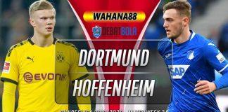 Prediksi Borussia Dortmund vs Hoffenheim 27 Juni 2020