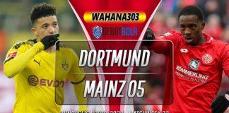 Prediksi Borussia Dortmund vs Mainz 18 Juni 2020