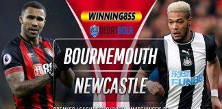 Prediksi Bournemouth vs Newcastle United 2 Juli 2020