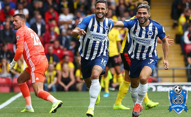 Prediksi Brighton vs Manchester United 1 Juli 2020
