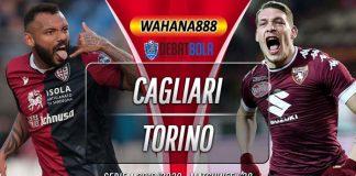 Prediksi Cagliari vs Torino 28 Juni 2020