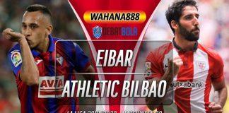 Prediksi Eibar vs Athletic Bilbao 18 Juni 2020