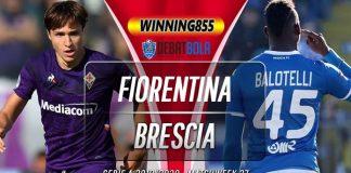 Prediksi Fiorentina vs Brescia 23 Juni 2020