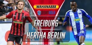 Prediksi Freiburg vs Hertha Berlin 17 Juni 2020