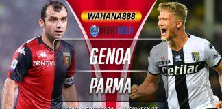 Prediksi Genoa vs Parma 24 Juni 2020