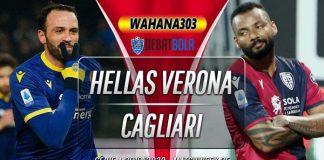 Prediksi Hellas Verona vs Cagliari 21 Juni 2020