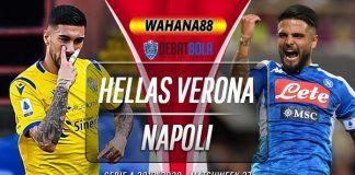 Prediksi Hellas Verona vs Napoli 24 Juni 2020