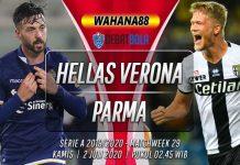 Prediksi Hellas Verona vs Parma 2 Juli 2020