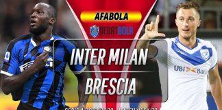 Prediksi Inter Milan vs Brescia 2 Juli 2020