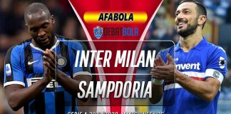 Prediksi Inter Milan vs Sampdoria 22 Juni 2020