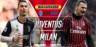 Prediksi Juventus vs Milan 13 Juni 2020