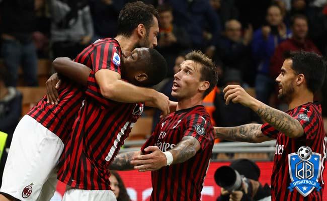 Prediksi Lecce vs Milan 23 Juni 2020