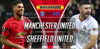 Prediksi Manchester United vs Sheffield United 25 Juni 2020