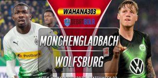 Prediksi Monchengladbach vs Wolfsburg 16 Juni 2020