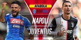 Prediksi Napoli vs Juventus 18 Juni 2020