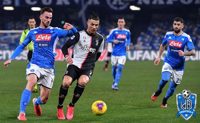 Prediksi Napoli vs SPAL 29 Juni 2020