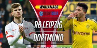 Prediksi RB Leipzig vs Borussia Dortmund 20 Juni 2020