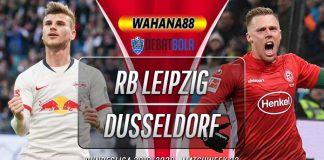 Prediksi RB Leipzig vs Fortuna Dusseldorf 18 Juni 2020