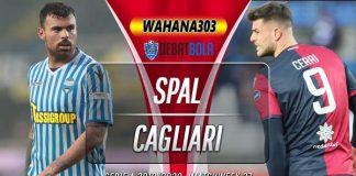 Prediksi SPAL vs Cagliari 24 Juni 2020