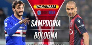 Prediksi Sampdoria vs Bologna 29 Juni 2020