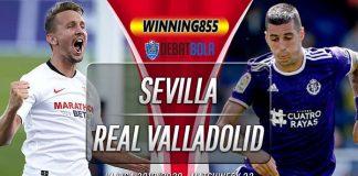Prediksi Sevilla vs Real Valladolid 27 Juni 2020