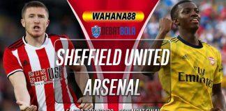 Prediksi Sheffield United vs Arsenal 28 Juni 2020
