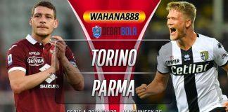 Prediksi Torino vs Parma 21 Juni 2020