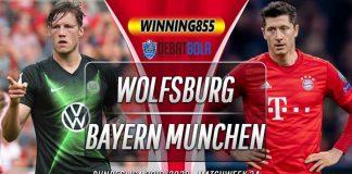 Prediksi Wolfsburg vs Bayern Munchen 27 Juni 2020