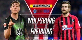 Prediksi Wolfsburg vs Freiburg 13 Juni 2020