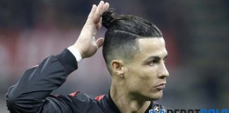 Ronaldo Lelah, Juventus Kalah