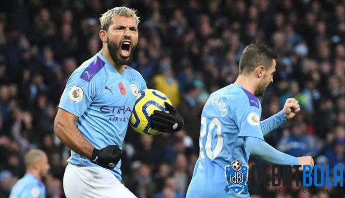 Sergio Aguero Terancam Absen Sampai Musim 2019/20 Berakhir
