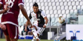 Akhirnya Ronaldo Cetak Gol Tendangan Bebas