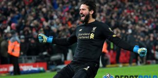 Alisson Merasa Lebih Dicintai di Liverpool