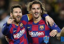Griezmann Cedera, Jangan Sampai Messi Berikutnya