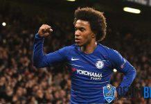 Legenda Chelsea Minta Willian Jangan Pindah ke Klub Inggris Lain
