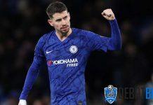 Mulai Tersingkir dari Skuad Utama, Jorginho Tak Peduli Soal Rumor Hengkang