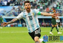 Newell's Old Boys Impikan Bisa Diperkuat Messi