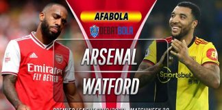 Prediksi Arsenal vs Watford 26 Juli 2020