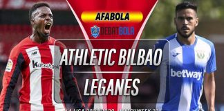 Prediksi Athletic Bilbao vs Leganes 17 Juli 2020