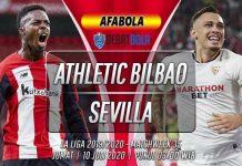 Prediksi Athletic Bilbao vs Sevilla 10 Juli 2020