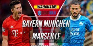 Prediksi Bayern Munchen vs Marseille 31 Juli 2020